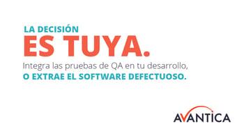 7 Beneficios de hacer Software Testing y pruebas de Calidad (QA)