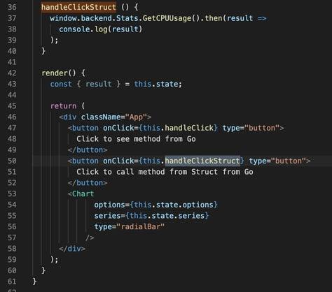 struct implementation