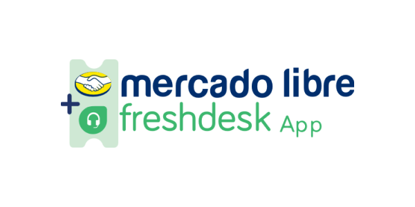 Mercado libre + Freshsdesk app