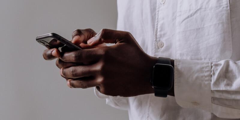 platform-modernization-user-browsing-mobile-device